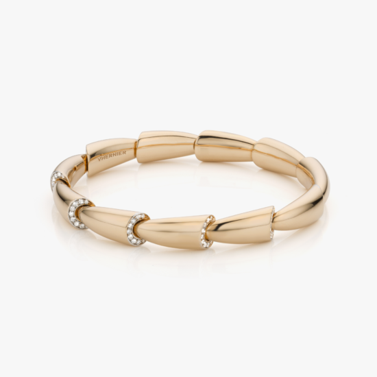 Vhernier Calla Bracelet 0 G1652 Br011 Front