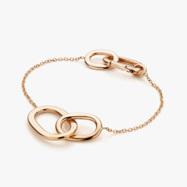 Bracelet Gold Ceramic Rose Gold Maison De Greef 1848