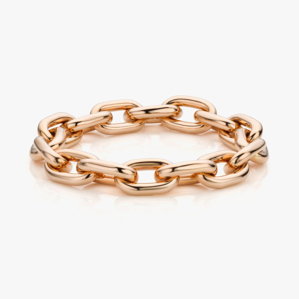 Entrelacs Bracelet En4 Or Front