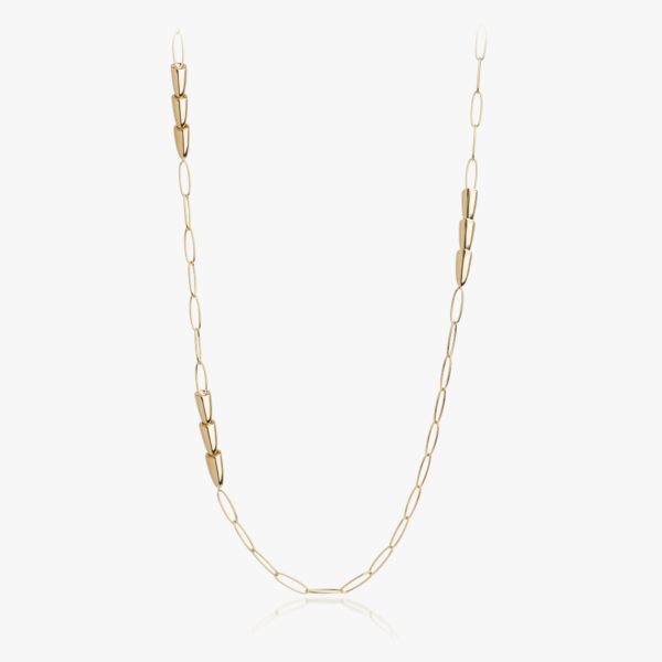Vhernier Calla Necklace 001652 Cl100 Front