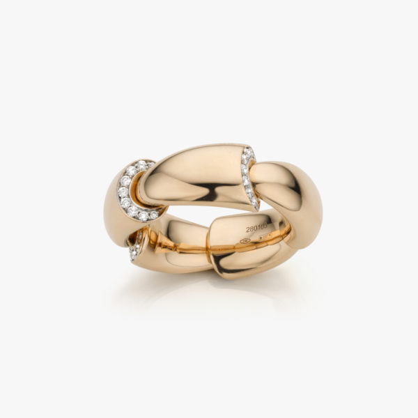 Vhernier Calla Ring 0 G1652 A011 Up