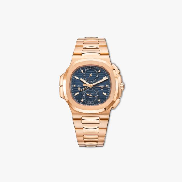 Nautilus Travel Time Chronograph