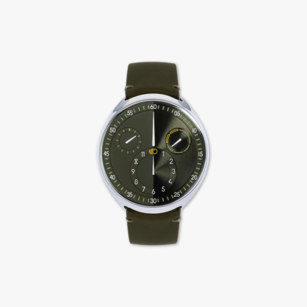 Ressence Type1 Slim X Front