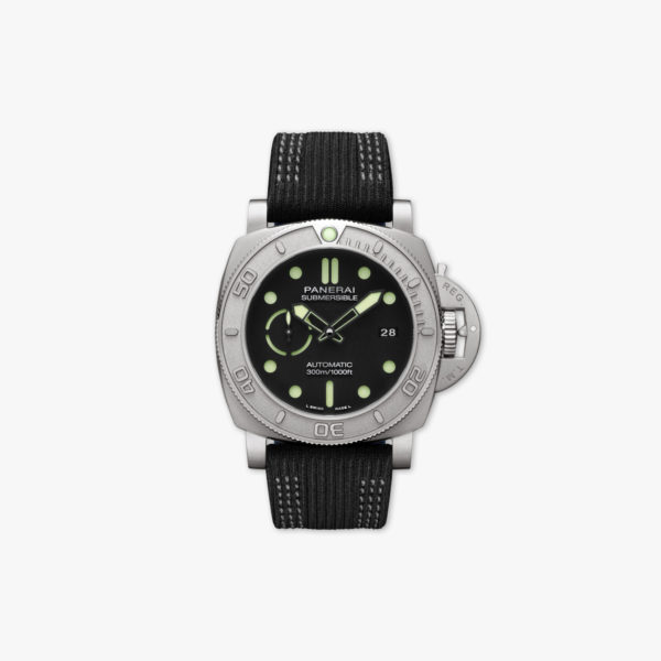Submersible Mike Horn Edition - 47mm in Ecotitanium