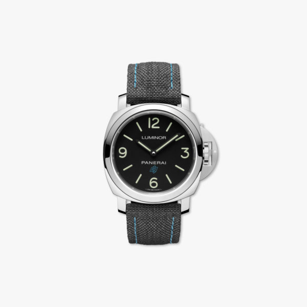 Luminor Base Logo 3 Days acciaio - 44 mm in staal