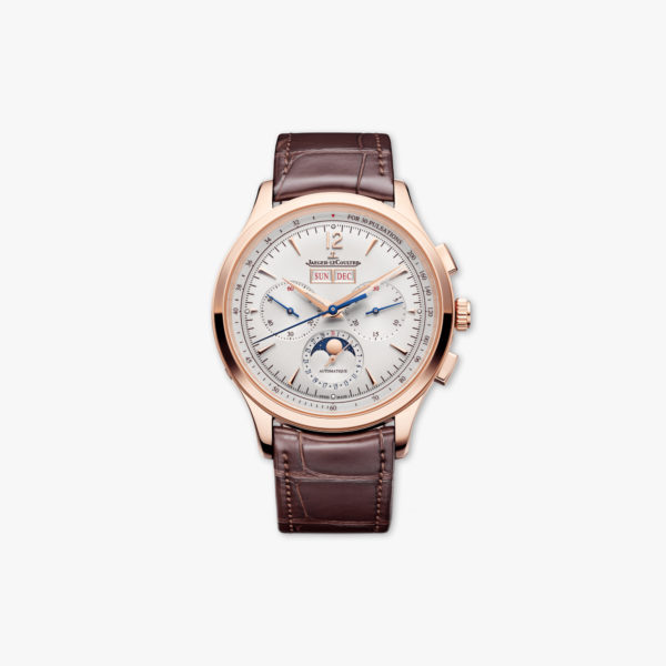 Jaeger-LeCoultre Master Control Chronograph Calendar in rose gold