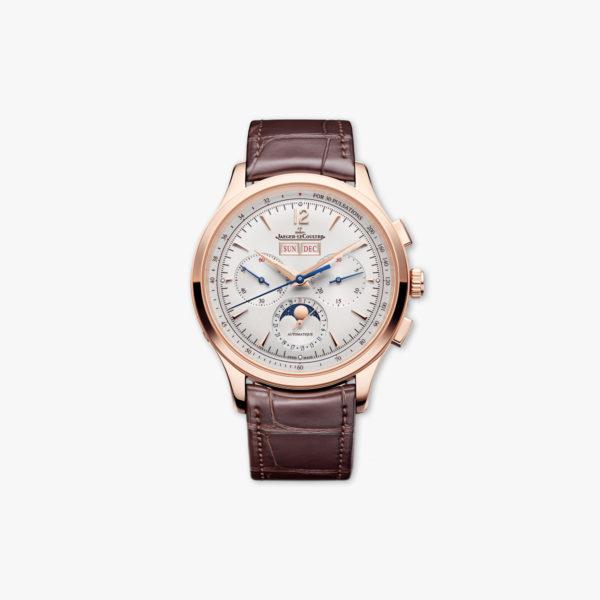 Jaegerlecoultre Master Control Chronograph Calendar Q4132520 Front
