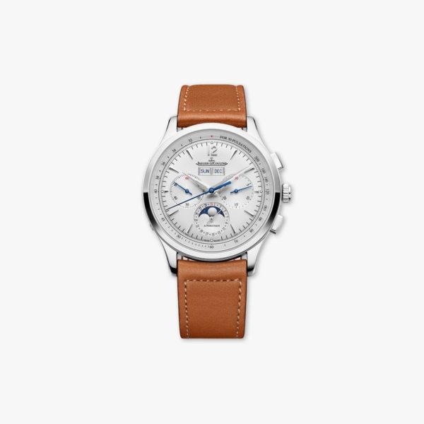 Jaegerlecoultre Master Control Chronograph Calendar Q4138420 Front