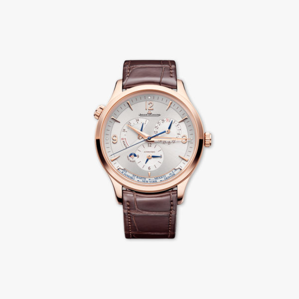 Jaeger-LeCoultre Master Control Geographic in rose gold
