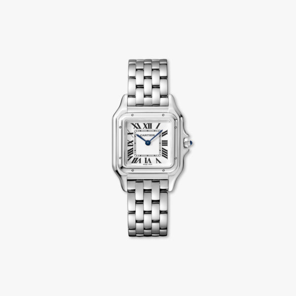Quartz watch, medium model, stainless steel