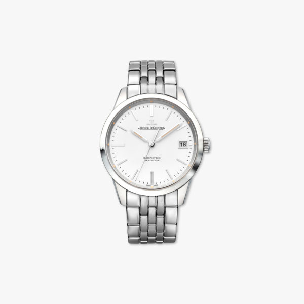 Automatic, stainless steel watch True Second