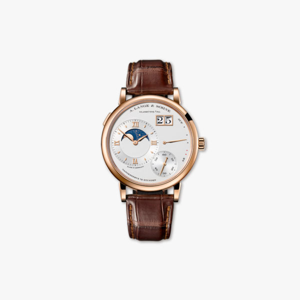 Grand Lange 1 Moon Phase in rose gold