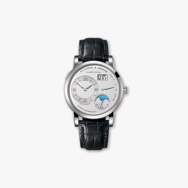 Lange 1 Moon Phase in platinum