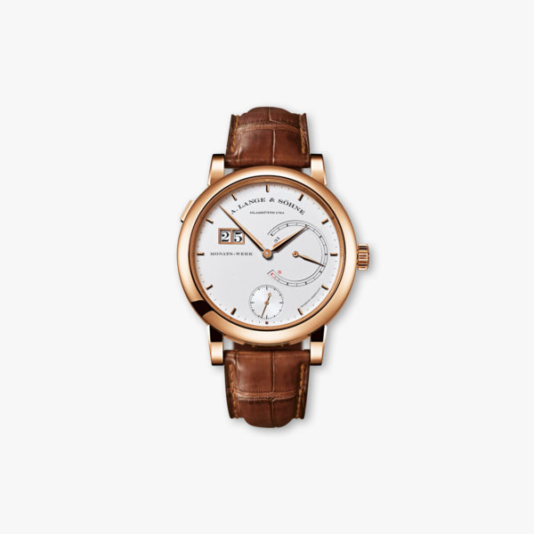 Montre A Lange Sohne Lange 31 130 032 Or Rose Maison De Greef 1848