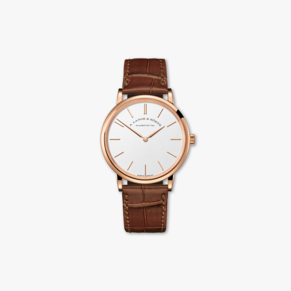 Saxonia Thin in rose gold