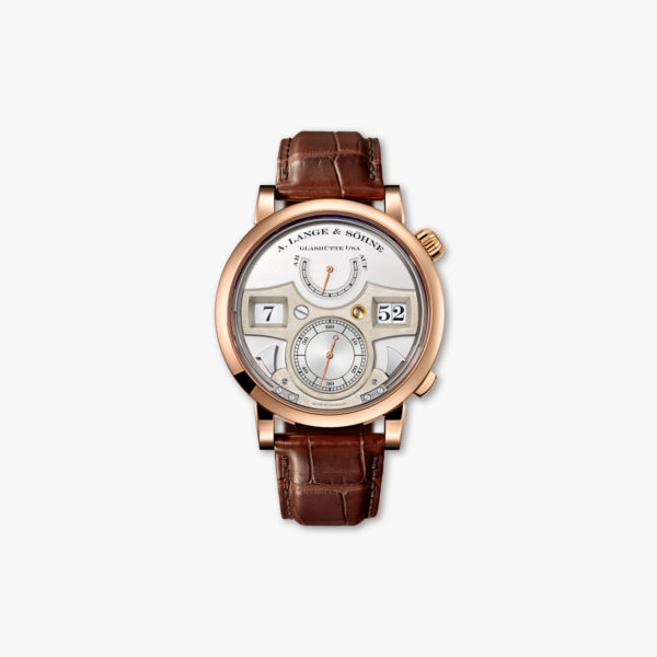 Montre A Lange Sohne Zeitwerk Acoustique 145 032 Or Rose Maison De Greef 1848