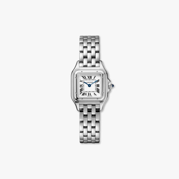 Quartz watch, small model, stainless steel