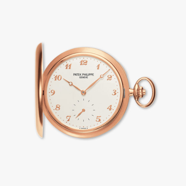 Montre De Poche Patek Philippe Chiffres Breguet 980 R 001 Or Rose Maison De Greef 1848