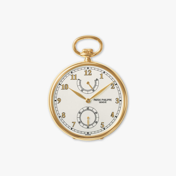 Montre De Poche Patek Philippe Pocket Watches 972 1 J 010 Or Jaune Maison De Greef 1848