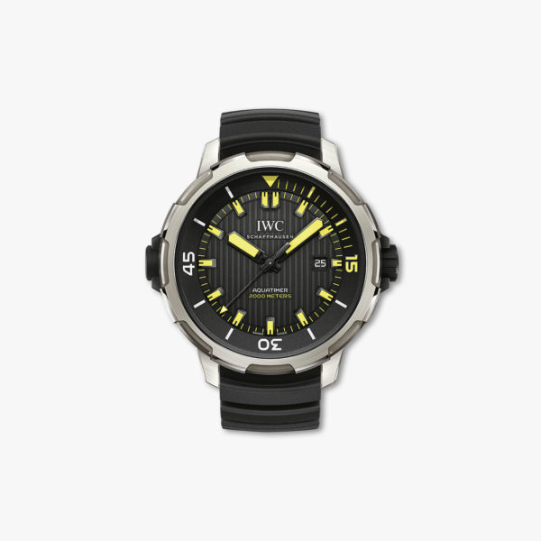 Montre Iwc  Aquatimer  Automatic 2000  Iw358001 Maison De Greef 1848