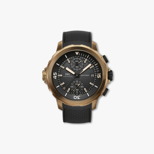 Montre Iwc  Aquatimer  Chronograph  Edition  Expedition  Charles  Darwin  Iw379503 Maison De Greef 1848