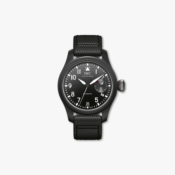 "Aviator watch ""Top Gun"", automatic, ceramic"