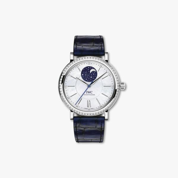 Montre Iwc  Portofino  Automatic  Moon  Phase 37  Iw459001 Maison De Greef 1848