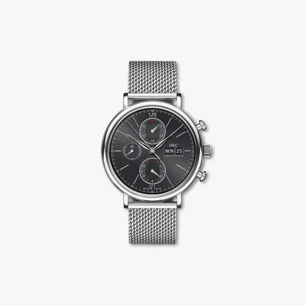 Montre Iwc  Portofino  Chronograph  Iw391010 Maison De Greef 1848