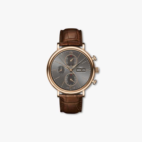 Montre Iwc  Portofino  Chronograph  Iw391021 Maison De Greef 1848