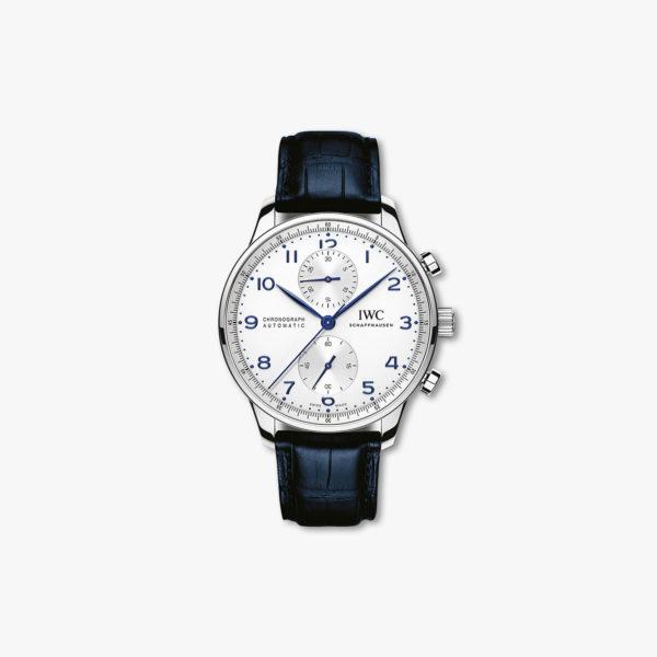 Montre Iwc Portugieser Chronograph Iw371446 Maison De Greef 1848