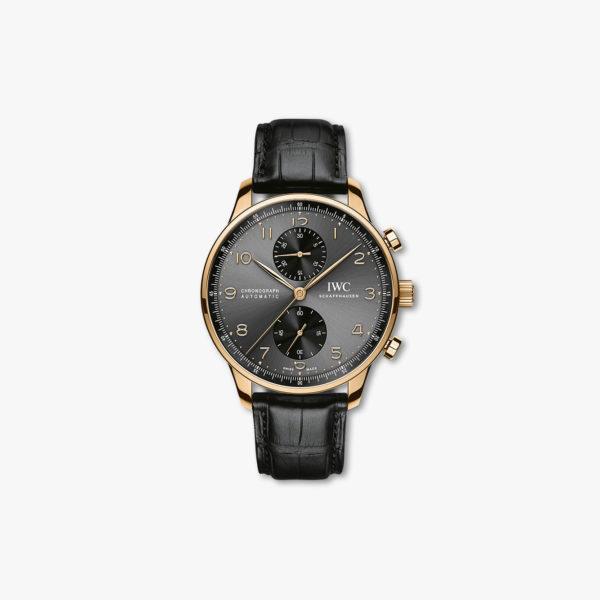 Montre Iwc Portugieser Chronograph Iw371482 Maison De Greef 1848