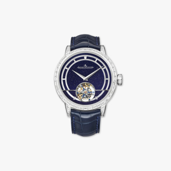 Montre Jaeger Lecoultre Master Grand Tourbillon Q5083402 Or Blanc Diamants Maison De Greef 1848
