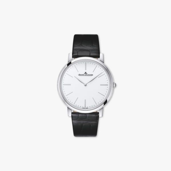 Montre Jaeger Lecoultre Master Ultra Thin 1907 Q12935 E1 Or Blanc Maison De Greef 1848