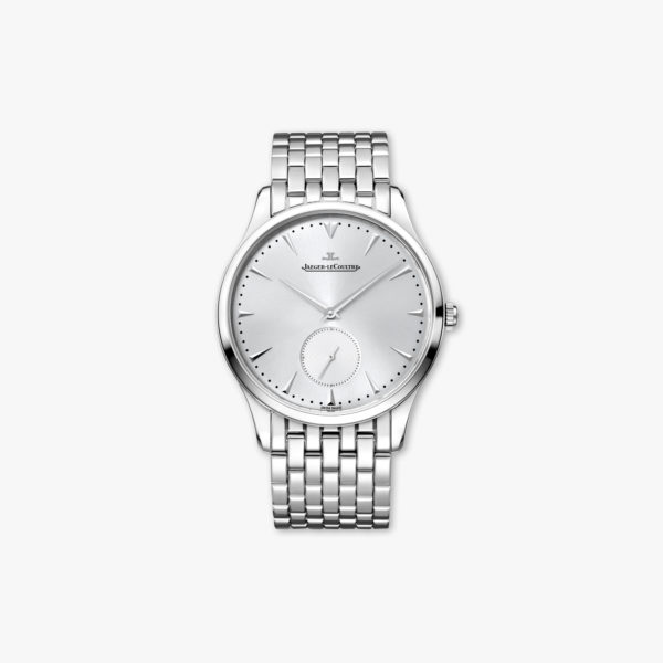 Montre Jaeger Lecoultre Master Ultra Thin Small Second Q1358120 Acier Maison De Greef 1848