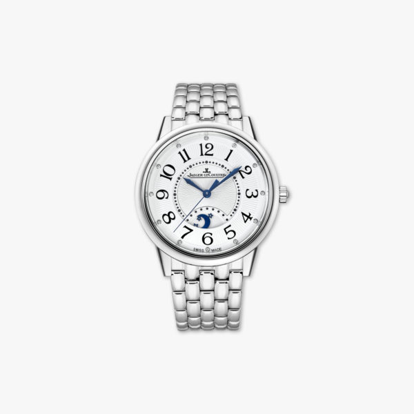 Montre Jaeger Lecoultre Rendez Vous Night Day Large Q3618190 Acier Diamants Maison De Greef 1848