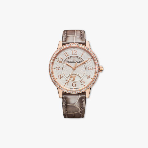 Montre Jaeger Lecoultre Rendez Vous Night Day Medium Q3442440 Or Rose Diamants Maison De Greef 1848