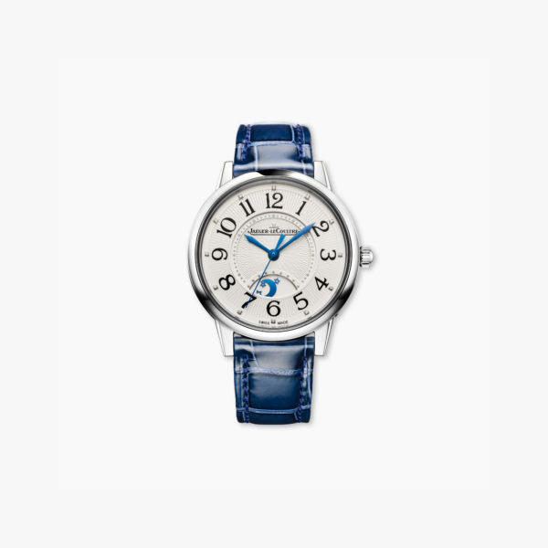 Montre Jaeger Lecoultre Rendez Vous Night Day Medium Q3448410 Acier Diamants Maison De Greef 1848