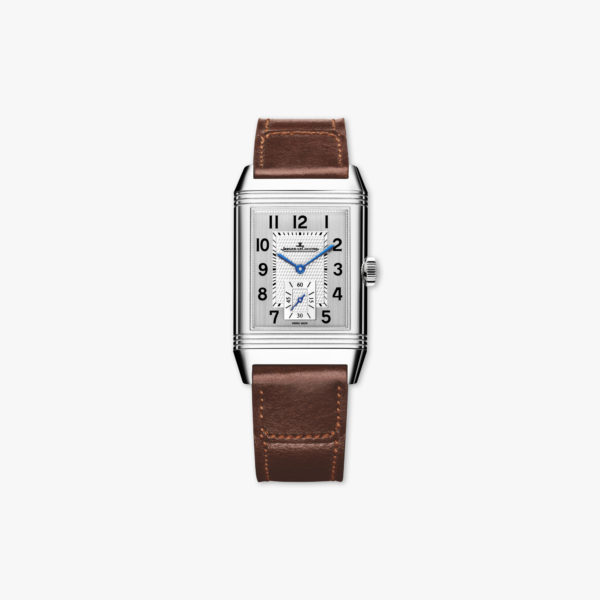 Montre Jaeger Lecoultre Reverso Classic Large Duoface Small Second Q3848422 Acier Maison De Greef 1848