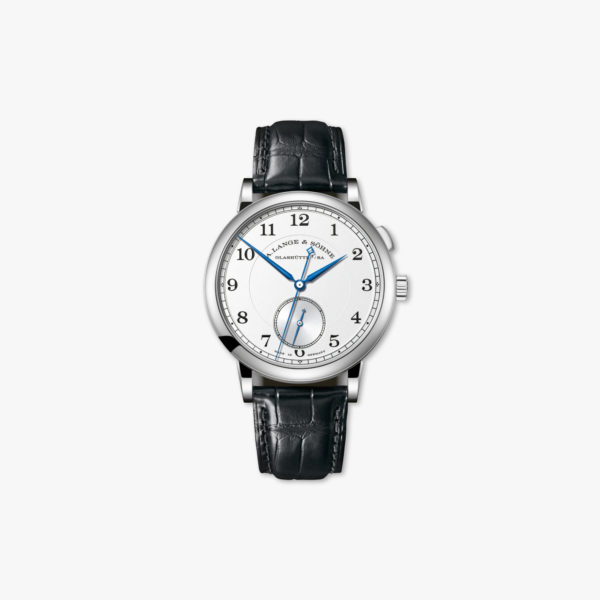 Montre Lange Sohne 1815 Homage To Walter Lange 297 026 Or Blanc Maison De Greef 1848