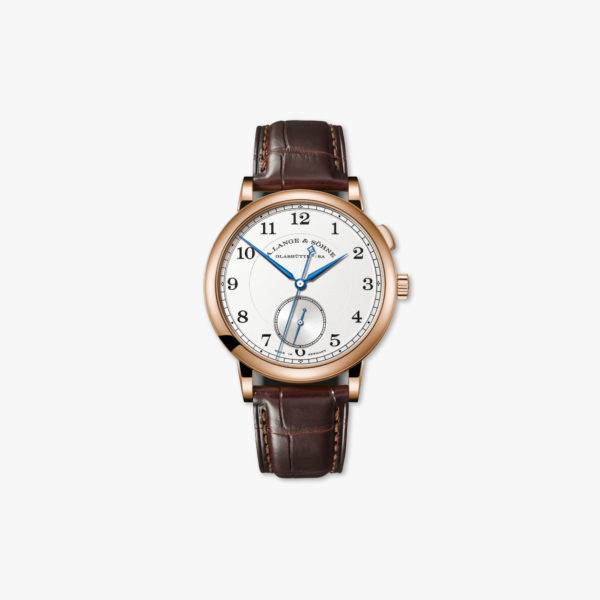 Montre Lange Sohne 1815 Homage To Walter Lange 297 032 Or Rose Maison De Greef 1848