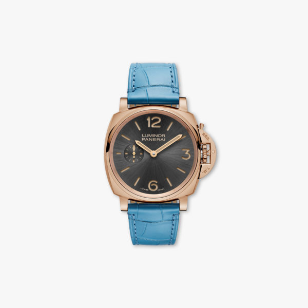 Luminor Due 3 Days Oro Rosso - 42mm in rose gold