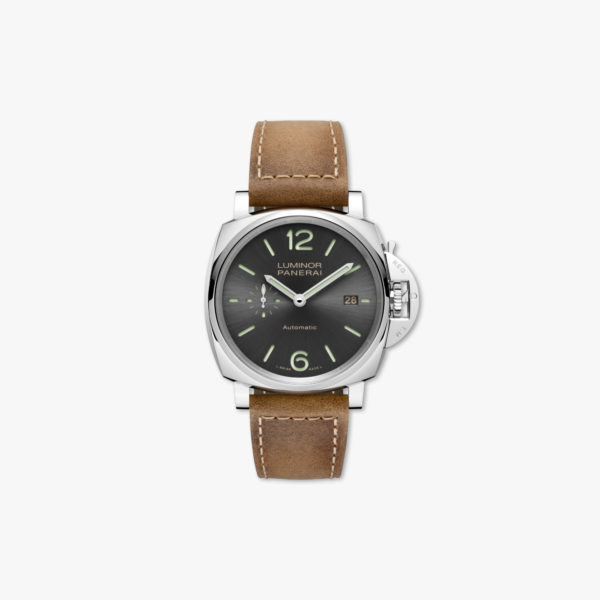 Montre Panerai Luminor Due 3 Days Automatic Acciaio 42Mm Pam00904 Acier Maison De Greef 1848