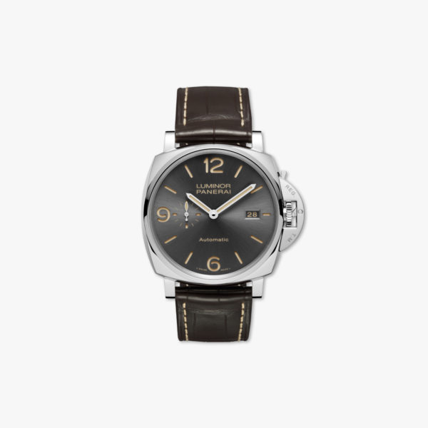 Montre Panerai Luminor Due 3 Days Power Reserve Automatic Acciaio Pam00943 Acier Maison De Greef 1848