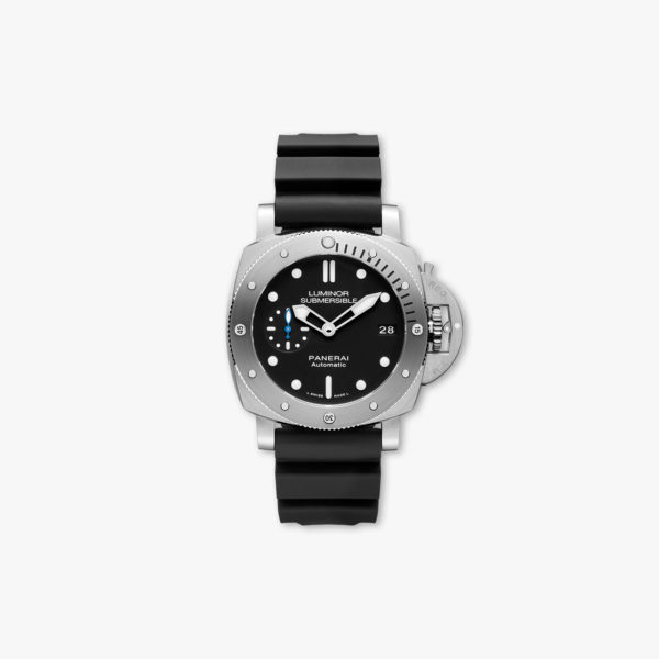 Submersible - 42mm in stainless steel
