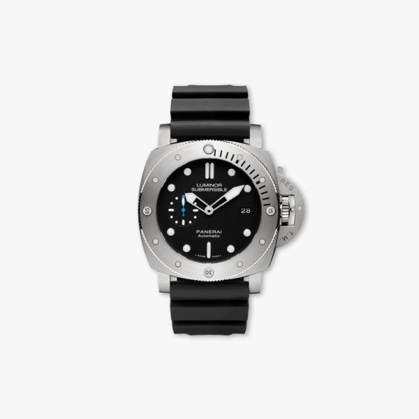 Luminor Submersible 3 Days Automatic Titanio - 47mm in titanium