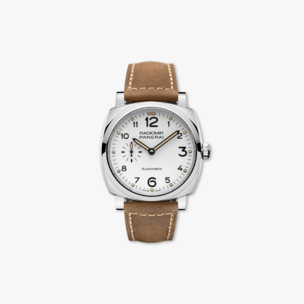 Radiomir 3 Days Automatic Acciaio - 42mm in stainless steel