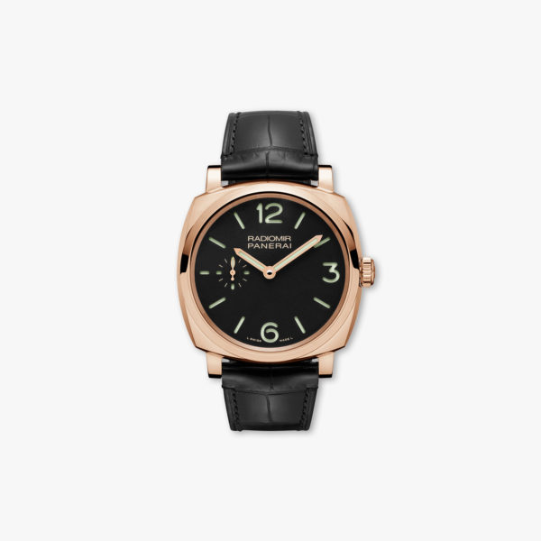 Radiomir 3 Days Oro Rosso - 42mm in rose gold