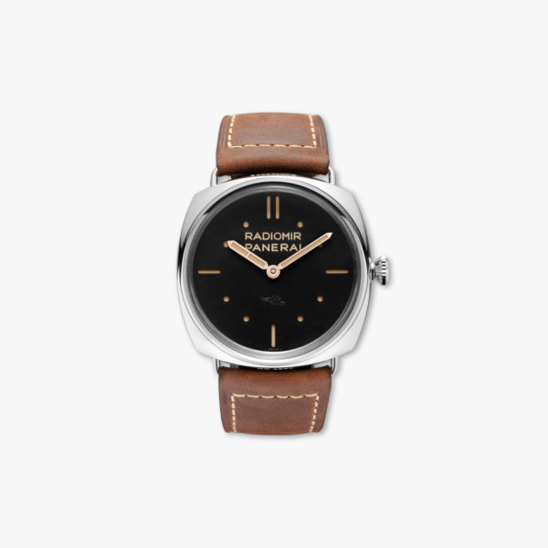 Montre Panerai Radiomir Slc 3 Days Acciaio 47Mm Pam00425 Acier Maison De Greef 1848