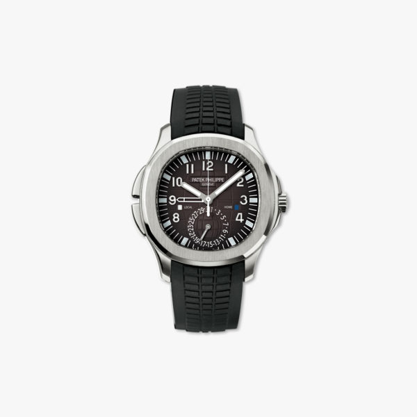 Montre Patek Philippe Aquanaut Travel Time 5164 A 001 Acier Maison De Greef 1848