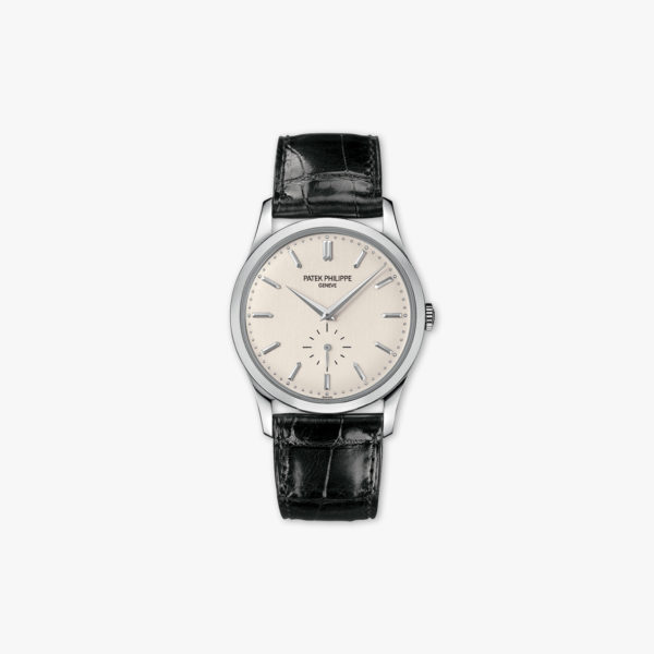 Montre Patek Philippe Calatrava 5196 G 001 Or Blanc Maison De Greef 1848